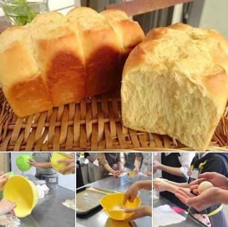 ホテルブレッド.手作りパン.パン教室.ショコラクラブ