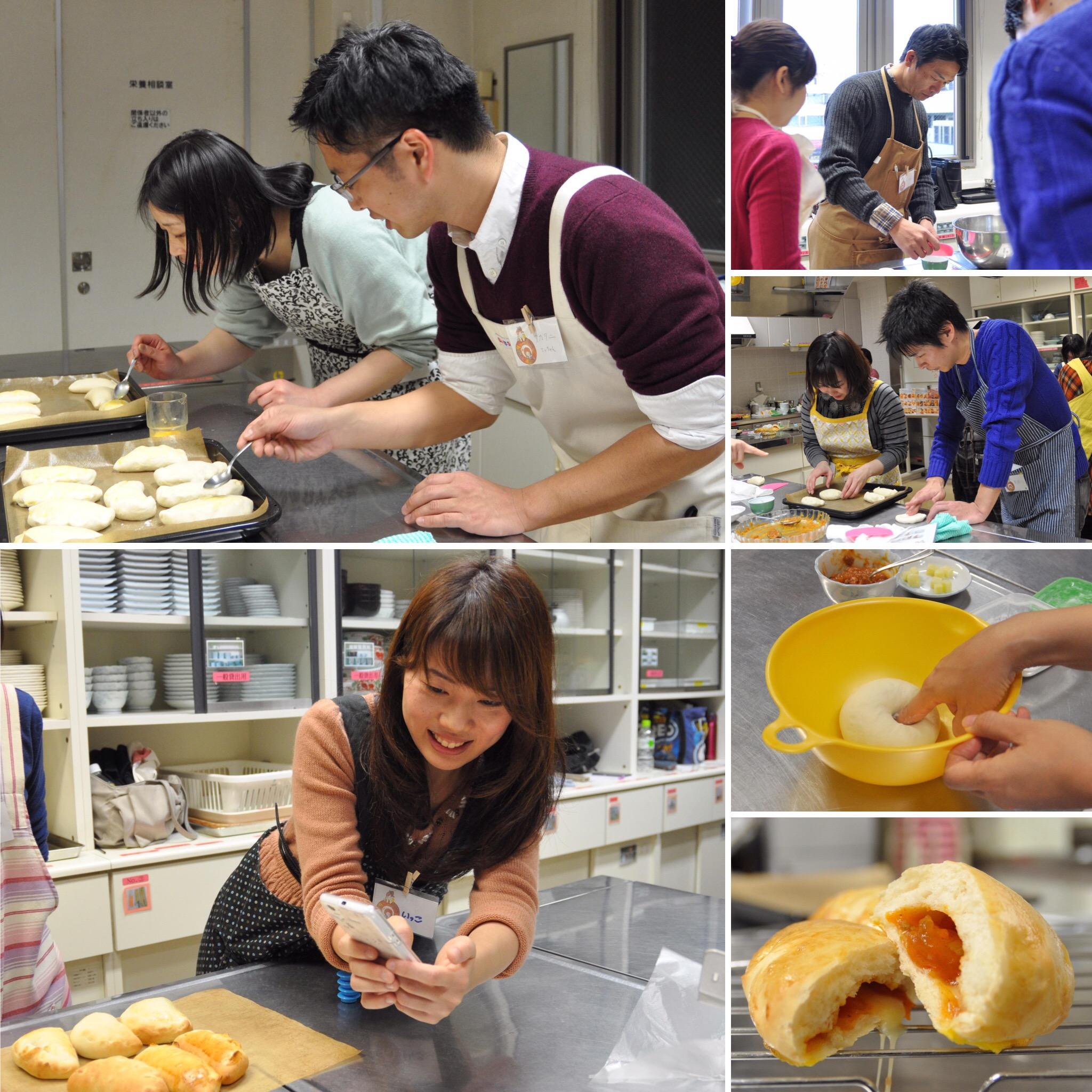 ミートピザ.手作りパン.パン教室.ショコラクラブ.オフ会