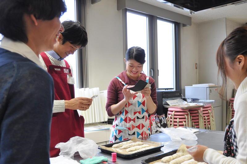 ショコラクラブ.手作りパン.パン教室