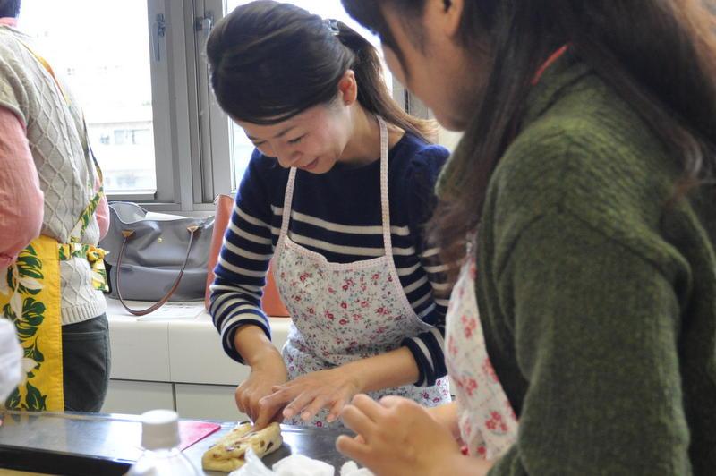 パン作り.ショコラクラブ.江戸川区 (1)