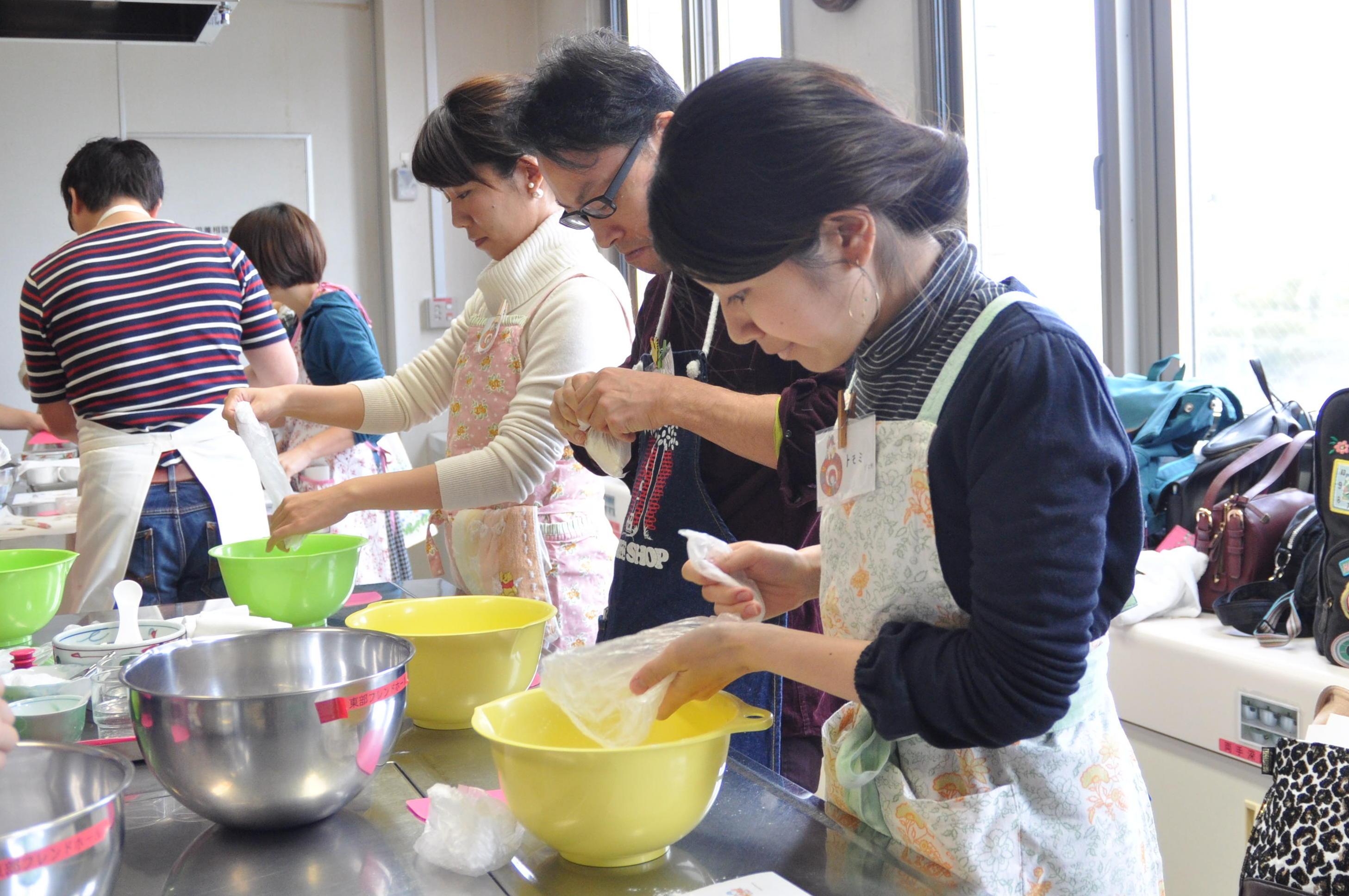 手作りパン.江戸川区.オフ会.料理オフ会