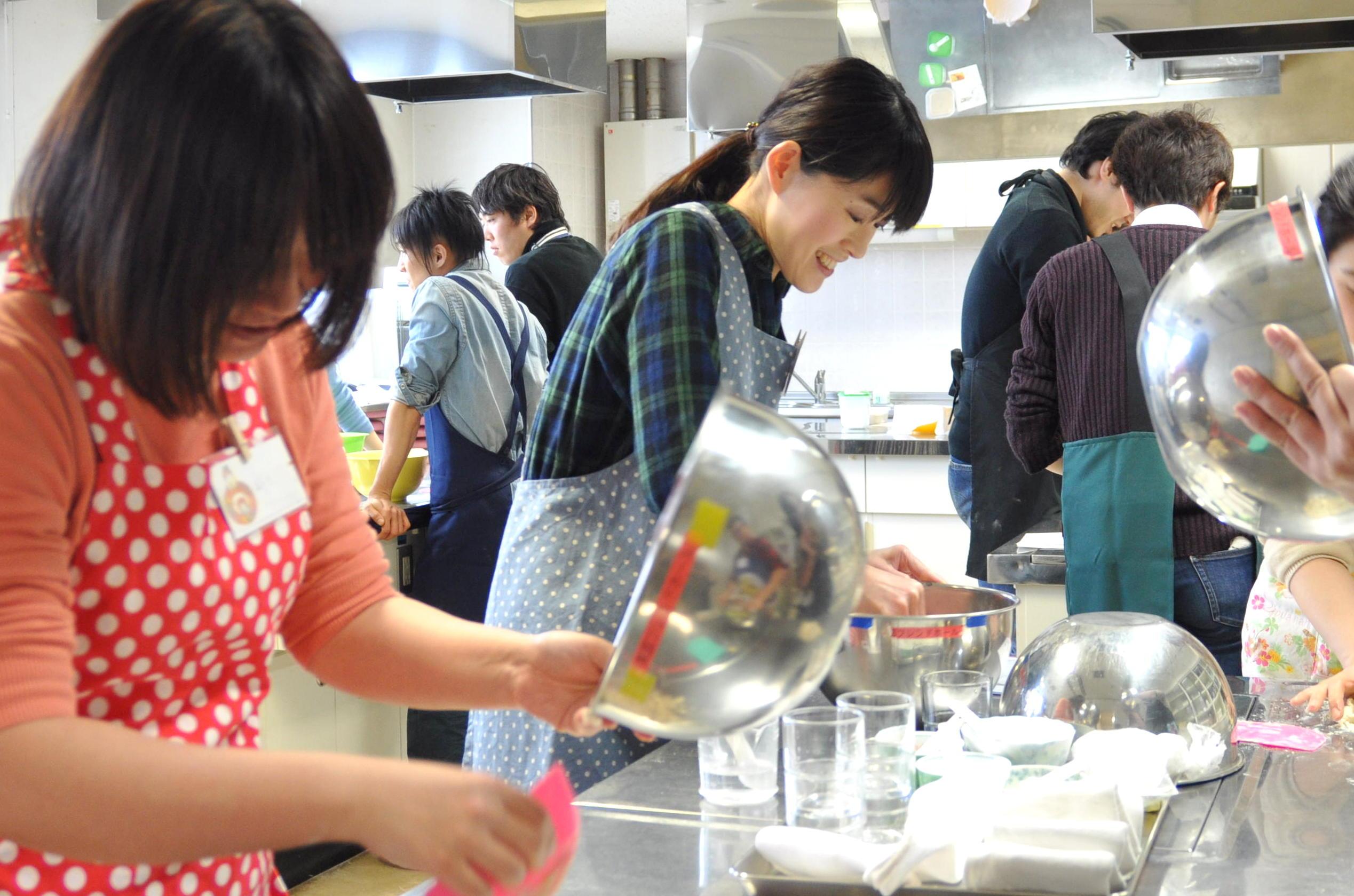 ショコラクラブ.パン教室.手作りパン.江戸川区