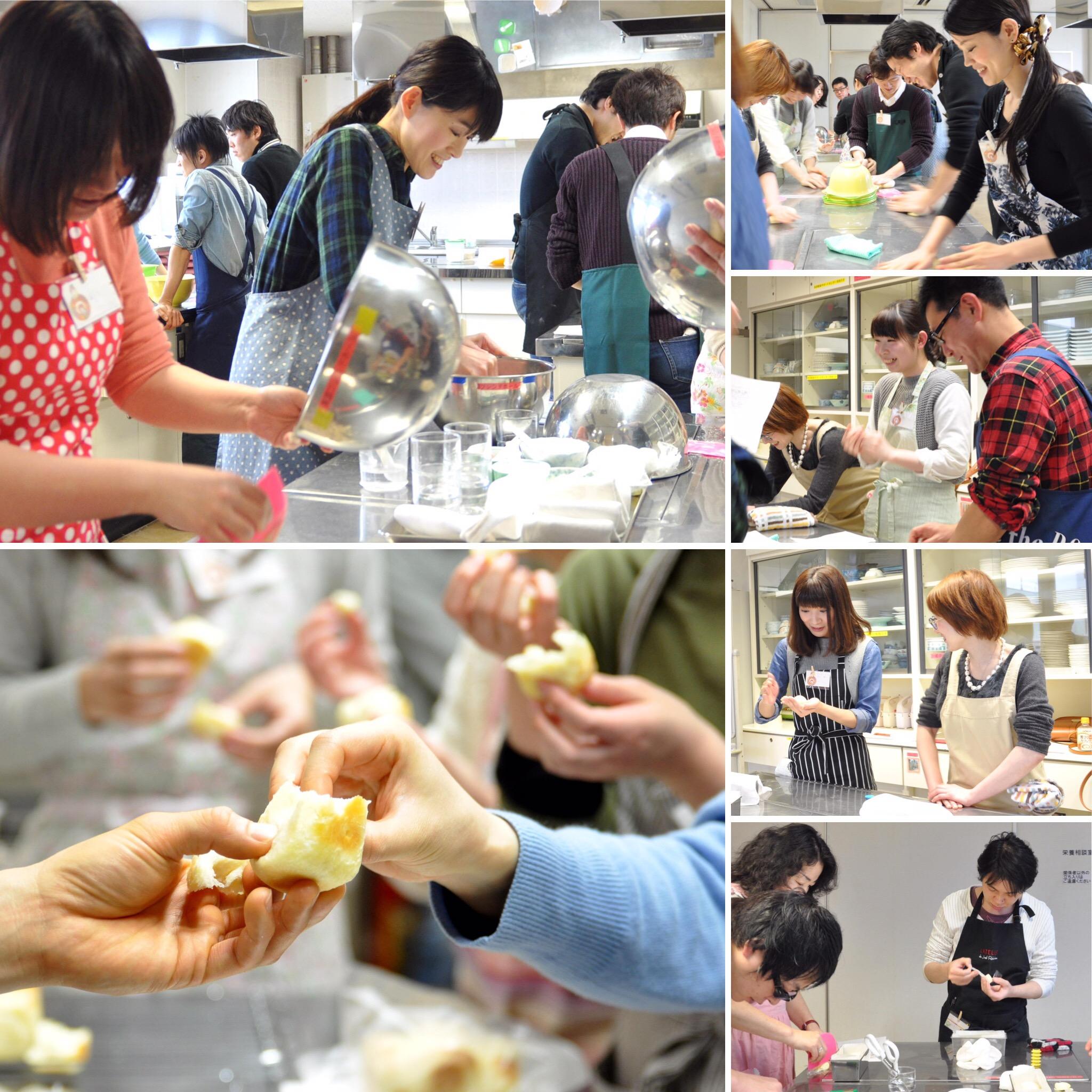 ホテルブレッド.手作りパン.江戸川区.オフ会