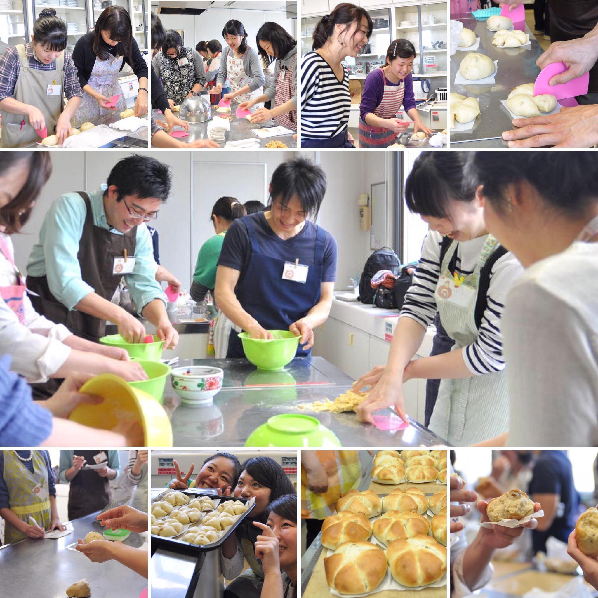 クルミパン.パン.手作りパン.パン教室.オフ会