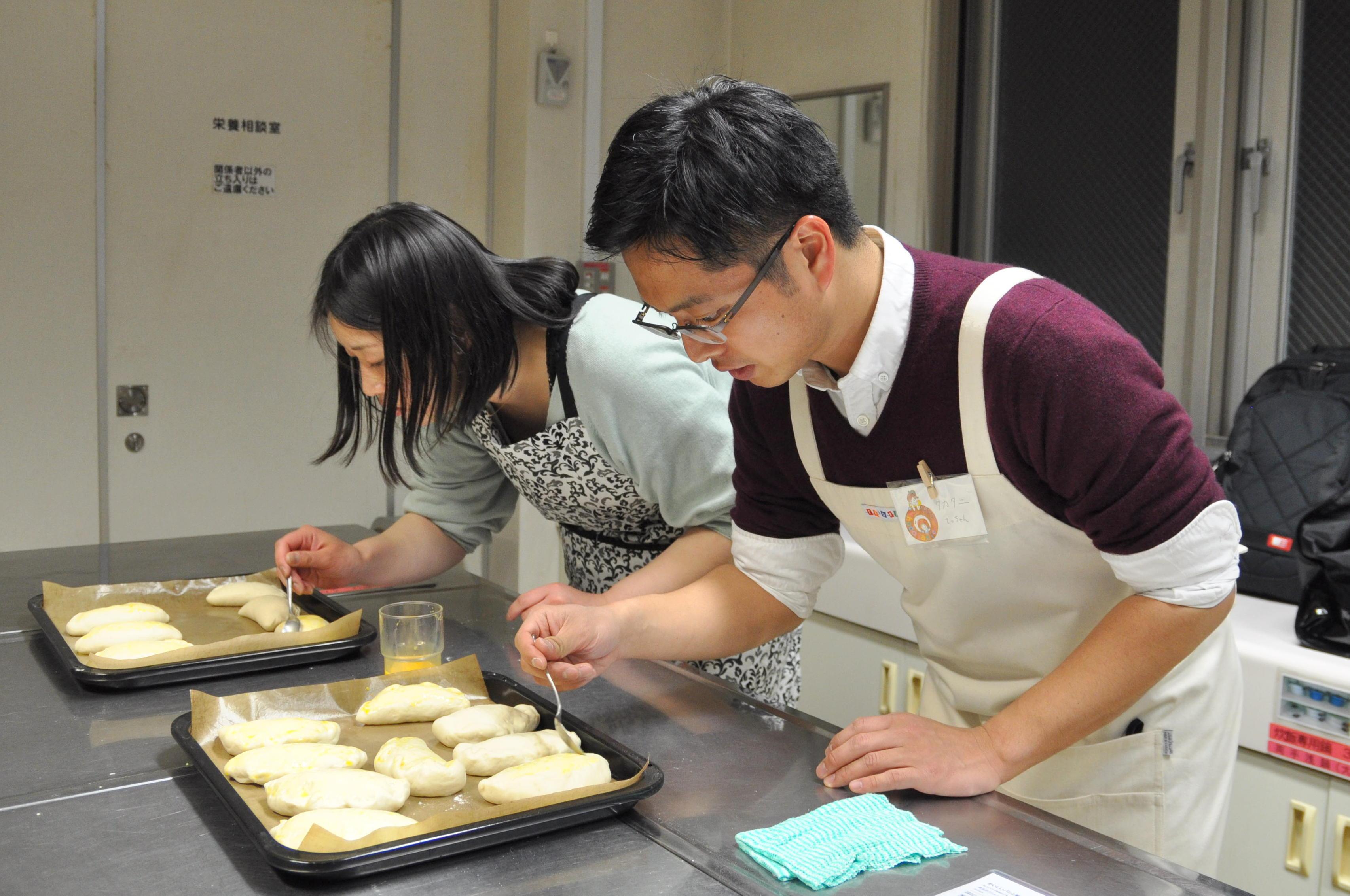 オフ会.イベント.手作りパン.江戸川区