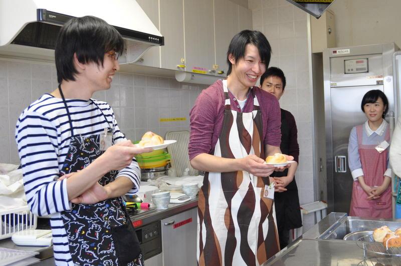 パン作り.友活.ショコラクラブ.パン教室.手作りパン (2)