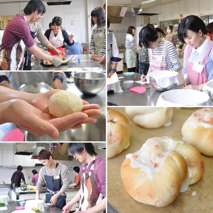 ショコラクラブ.江戸川区.パン作り.パン教室 (4)