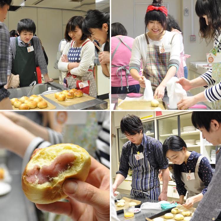 ショコラクラブ.江戸川区.パン作り.パン教室 (1)
