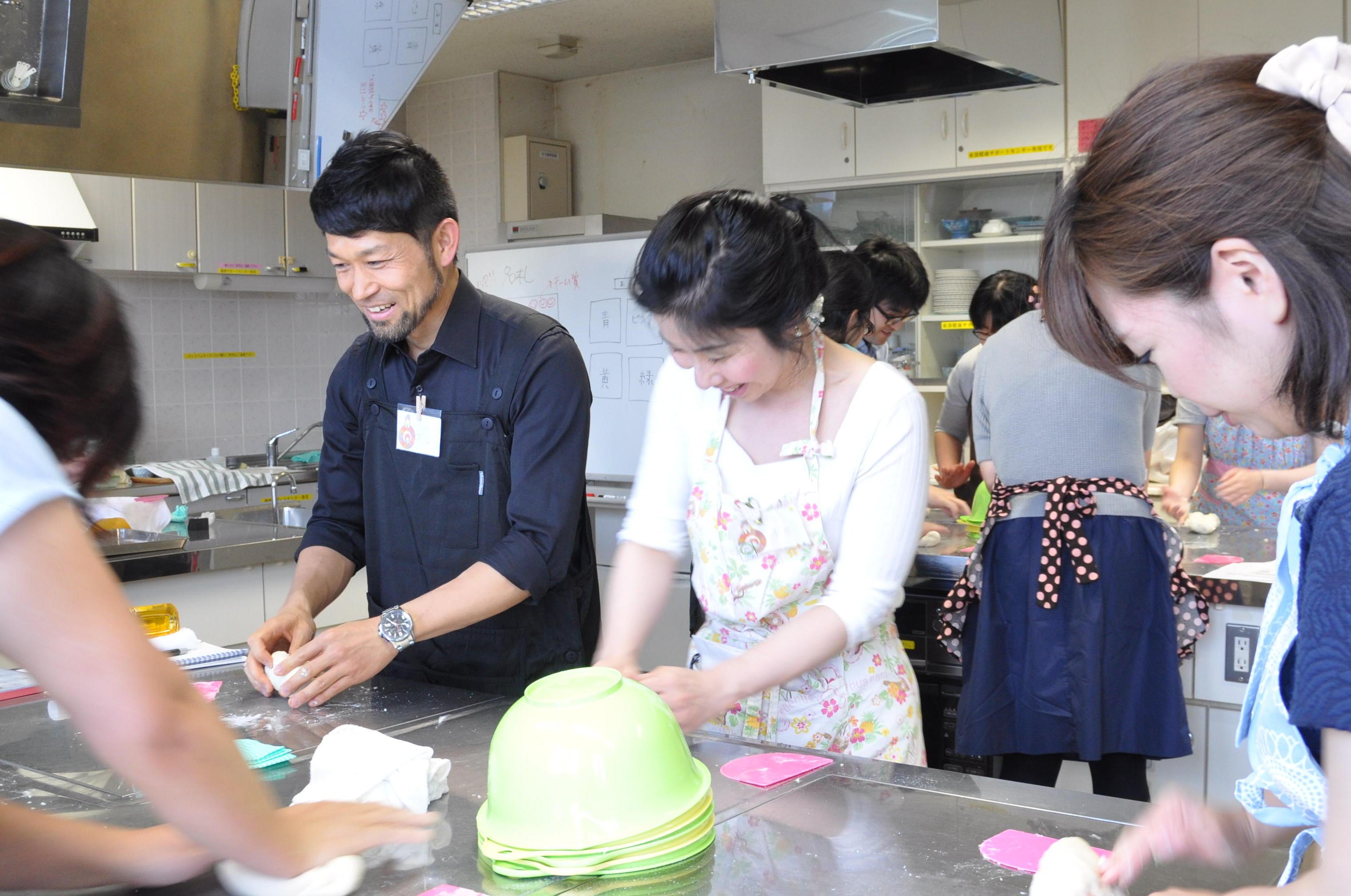 手作りパン.友活.オフ会.江戸川区 (1)