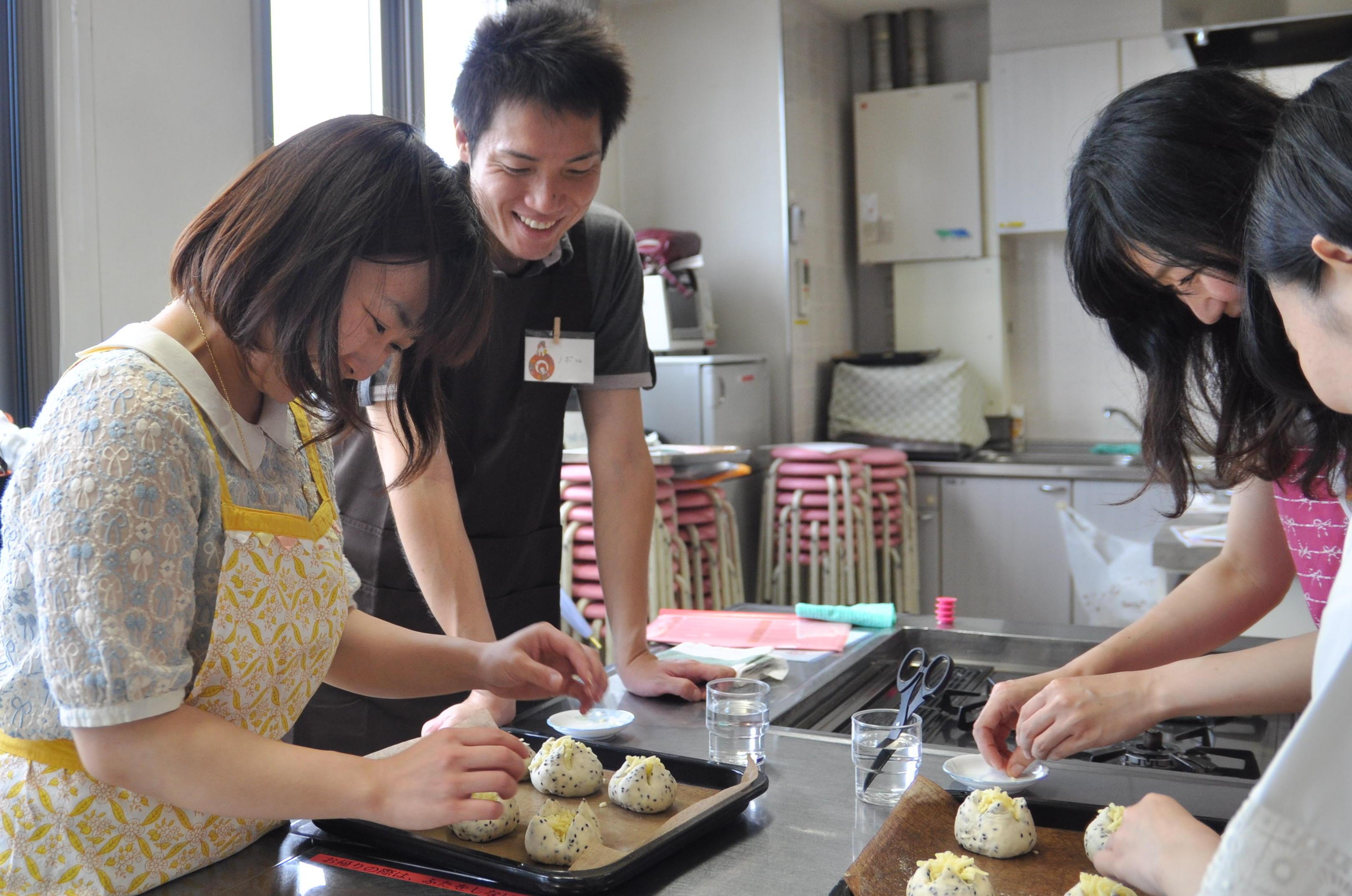 ショコラクラブ.江戸川区.手作りパン.パン教室.オフ会 (23)