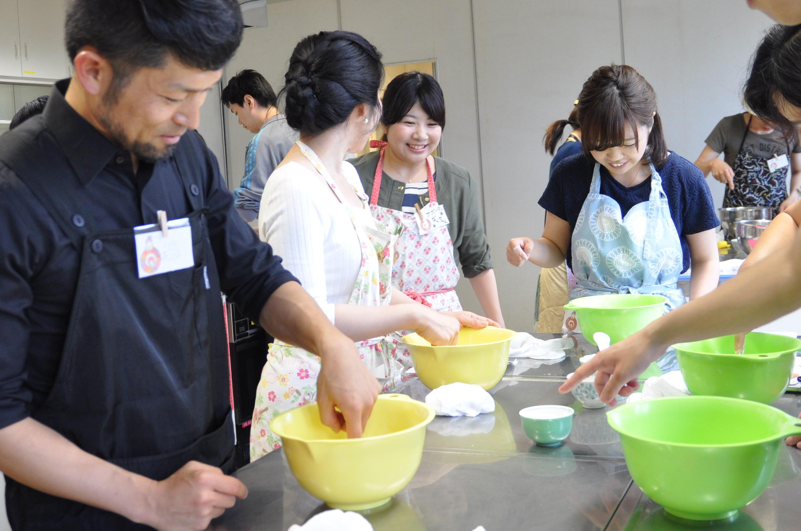 手作りパン.友活.オフ会.江戸川区 (13)