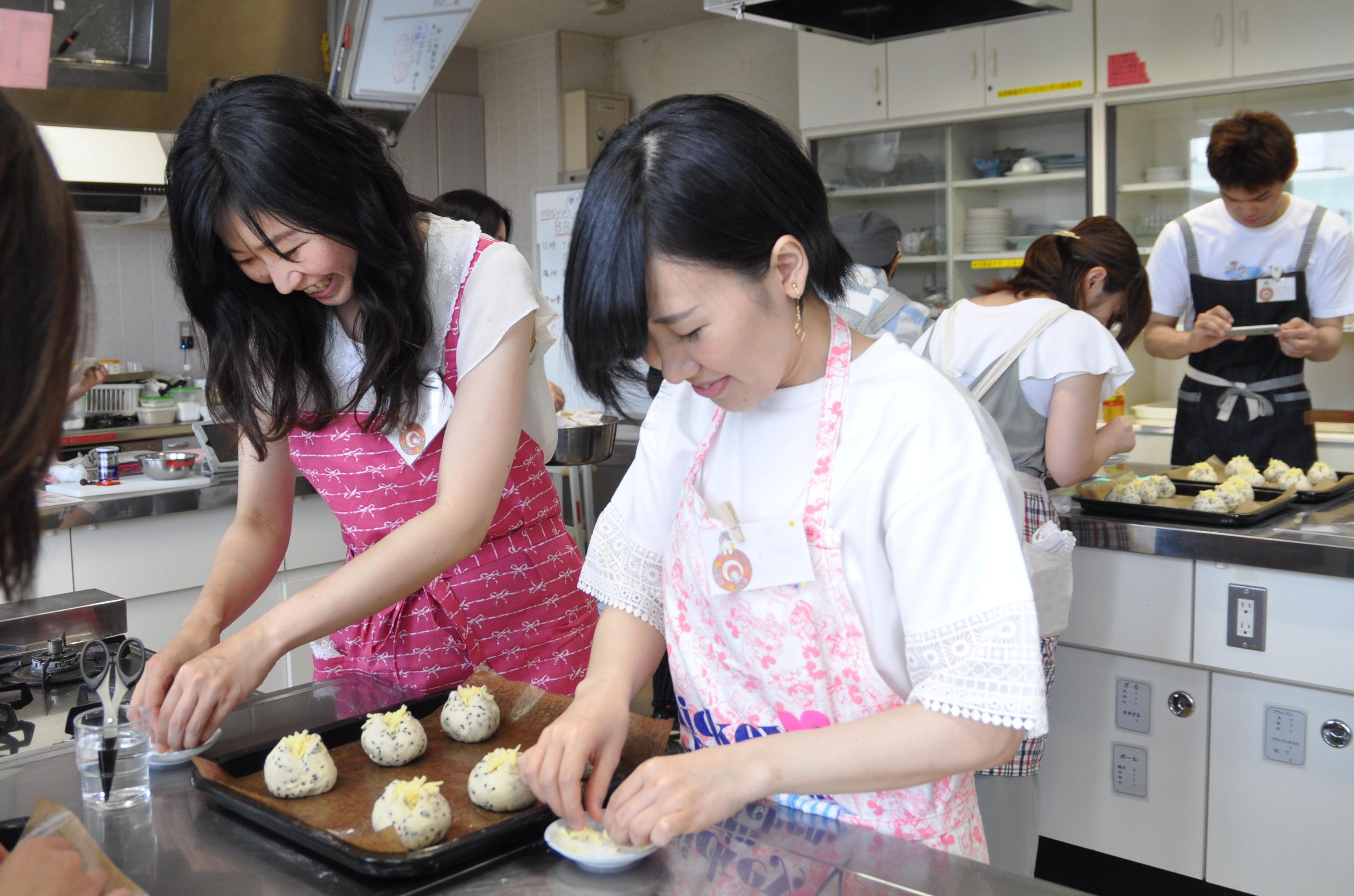ショコラクラブ.江戸川区.手作りパン.パン教室.オフ会 (22)