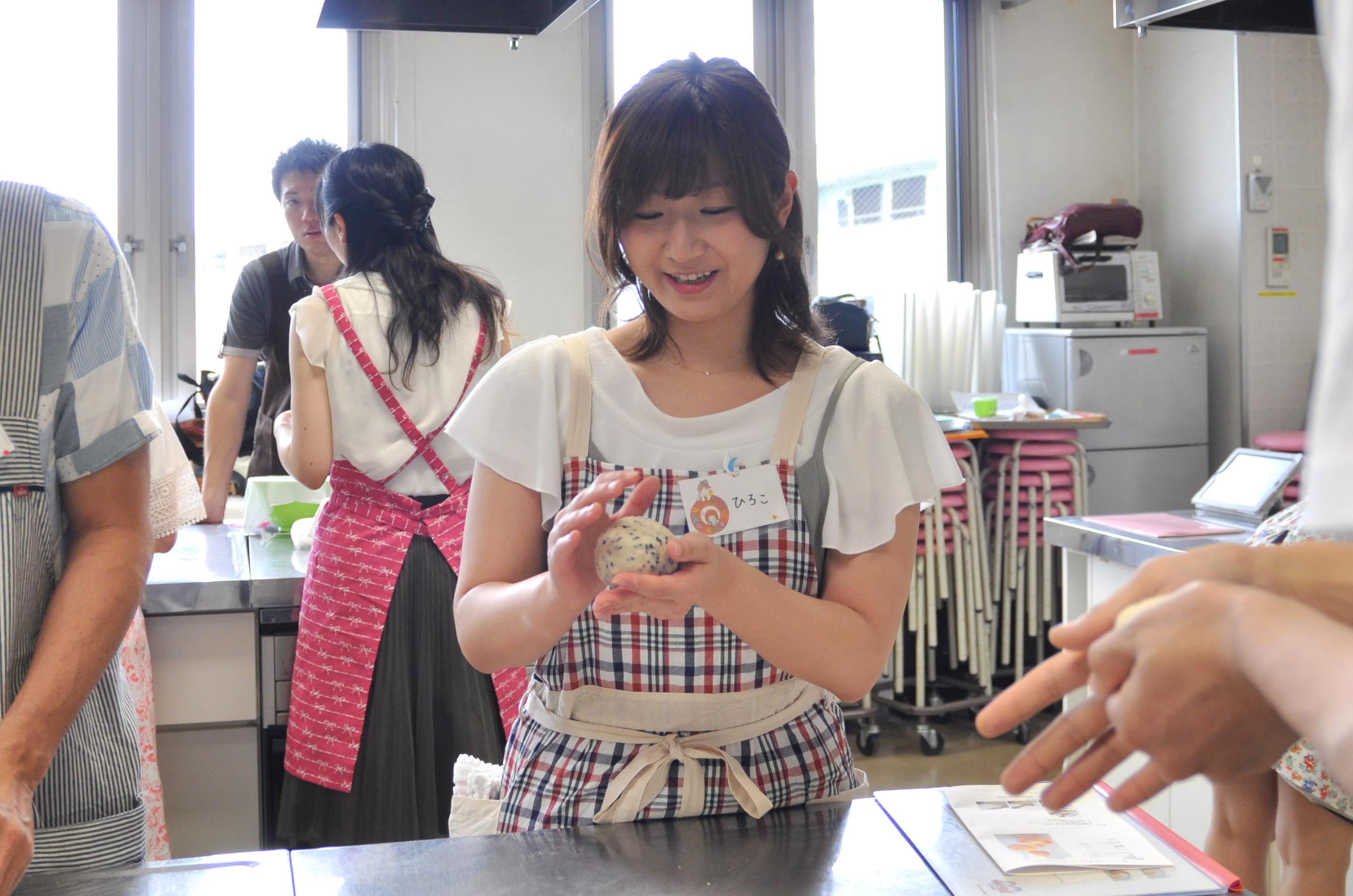 ショコラクラブ.江戸川区.手作りパン.パン教室.オフ会 (7)