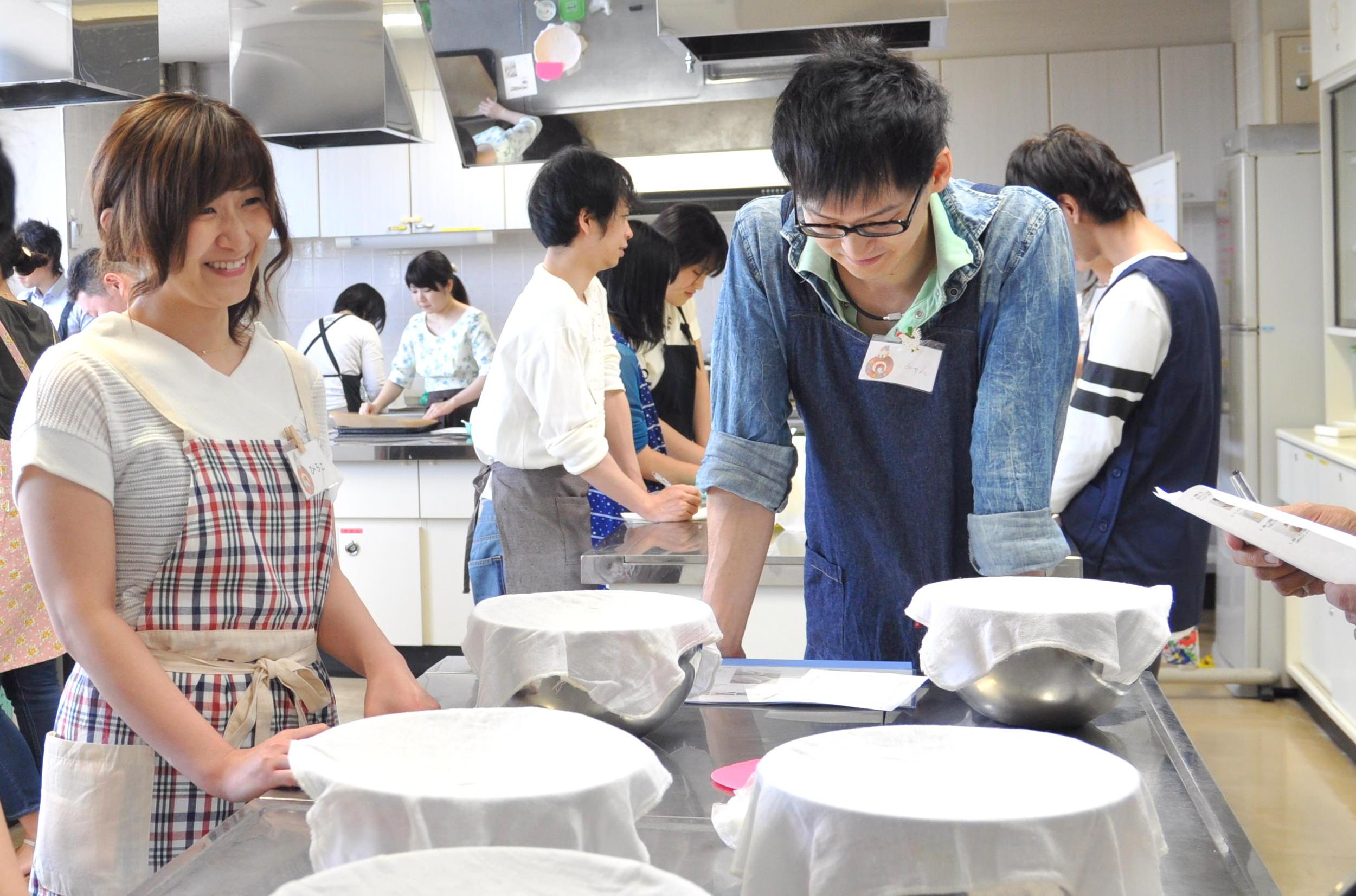 ショコラクラブ.江戸川区.手作りパン.パン教室 (2)