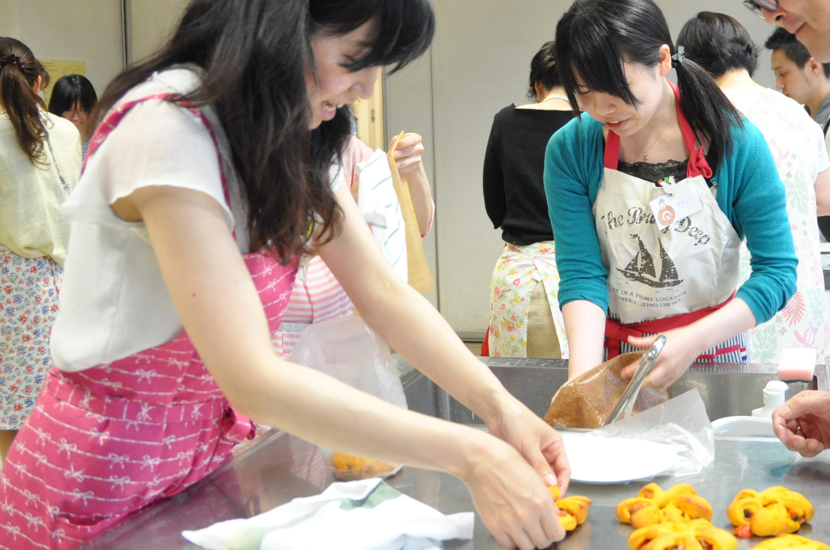 ショコラクラブ.江戸川区.手作りパン.パン教室.オフ会. (13)