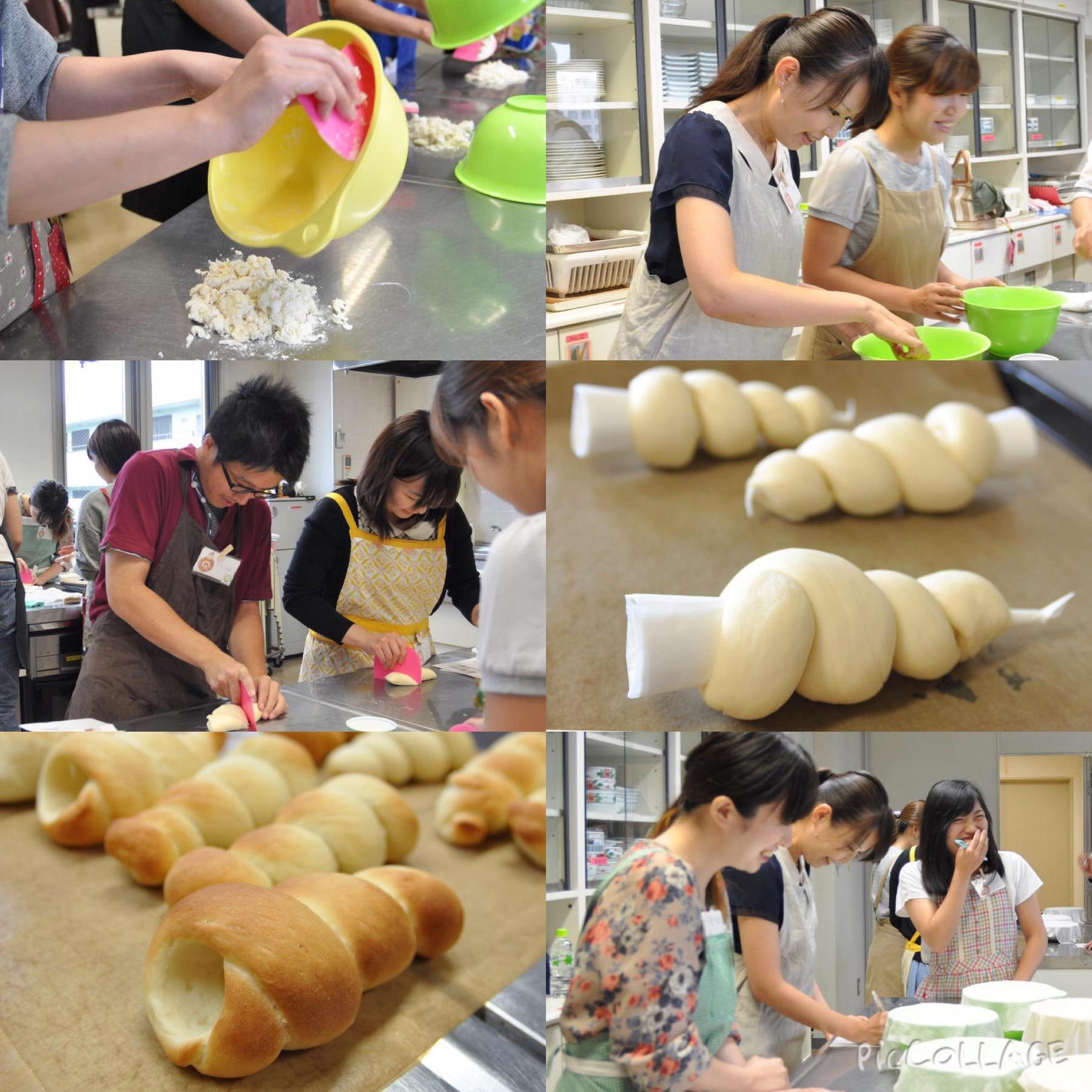 ショコラクラブ.オフ会.江戸川区.パン作り