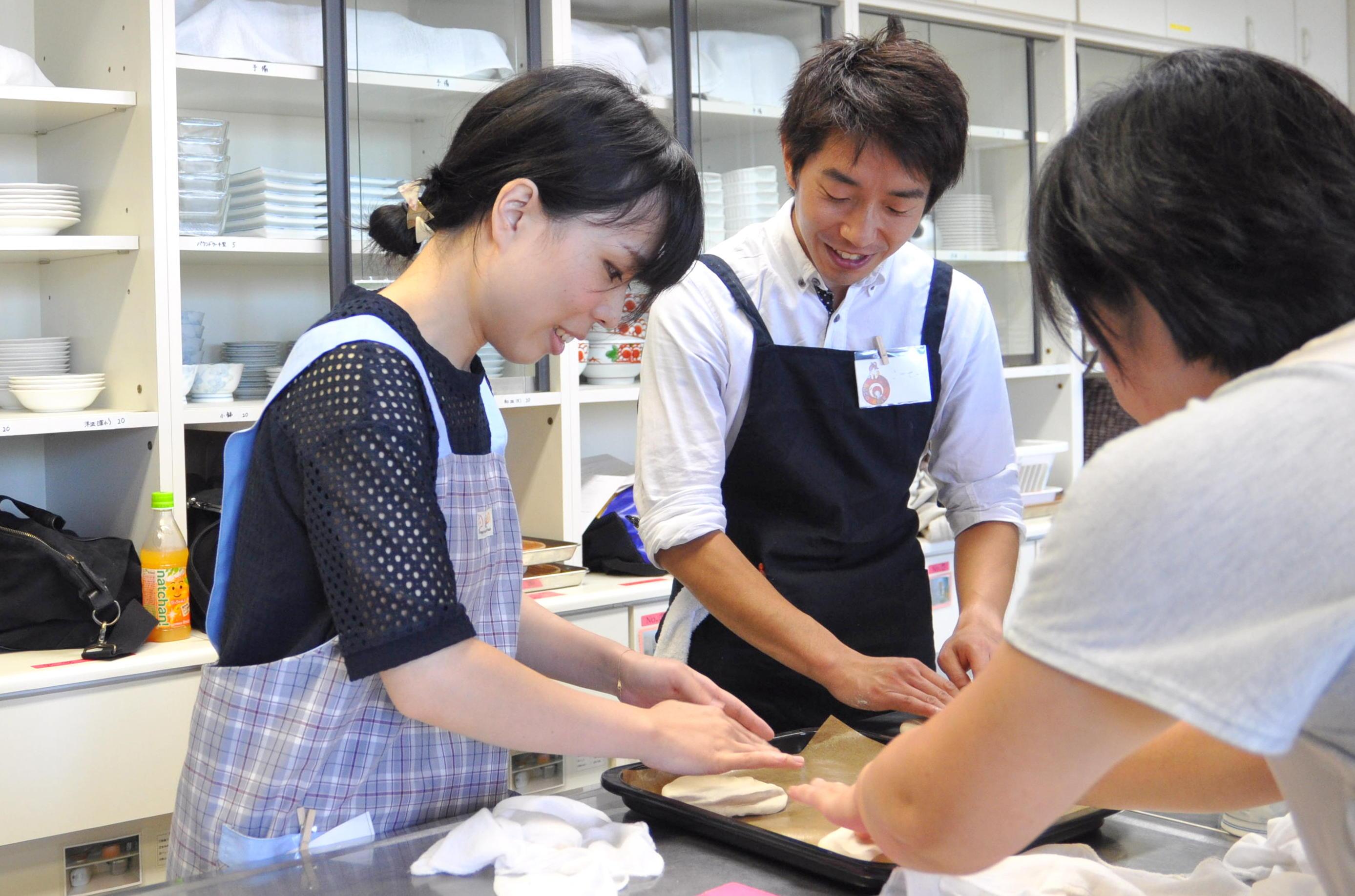 ショコラクラブ.江戸川区.手作りパン