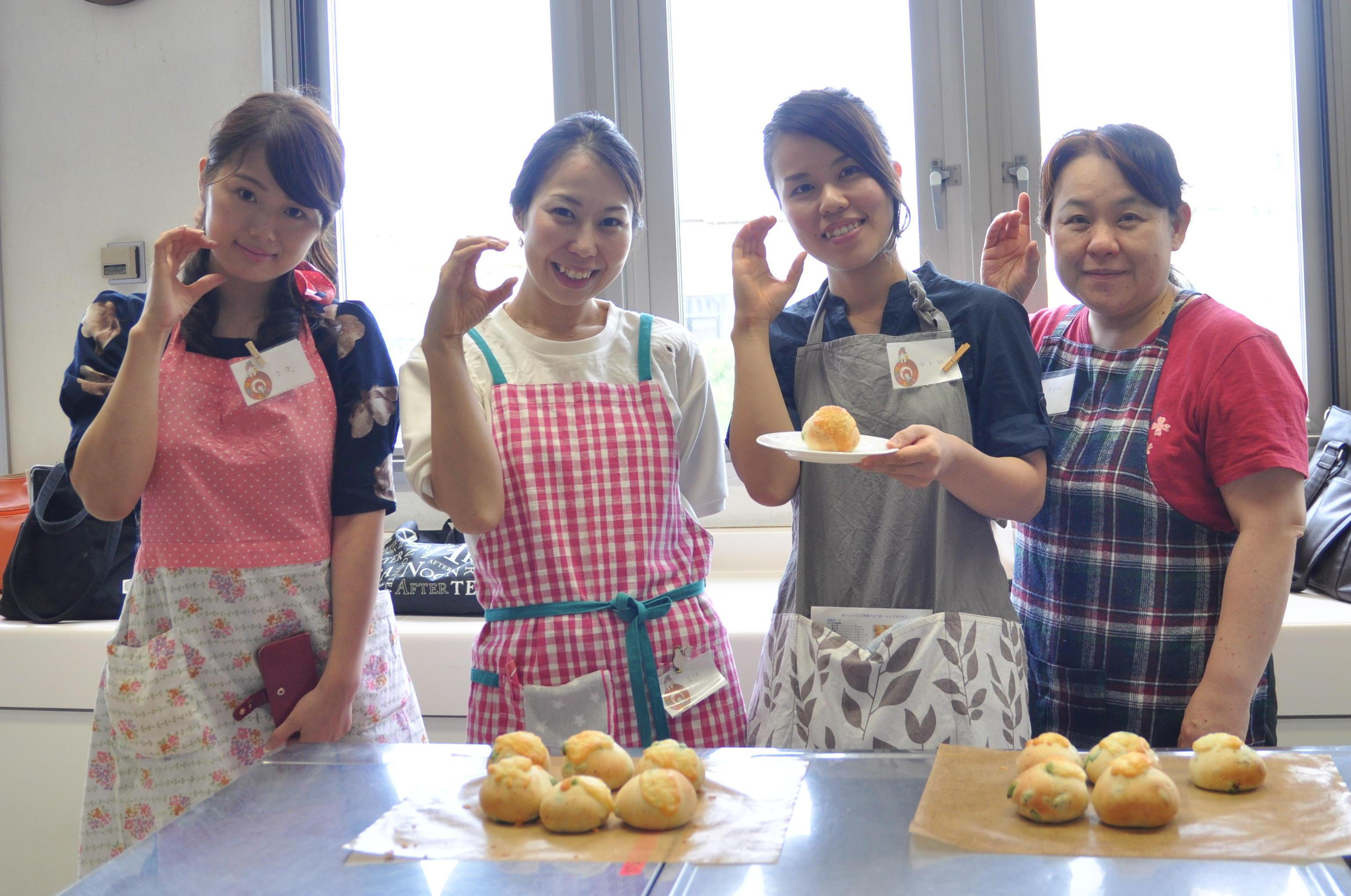 江戸川区.パン教室.オフ会.手作りパン.瑞江