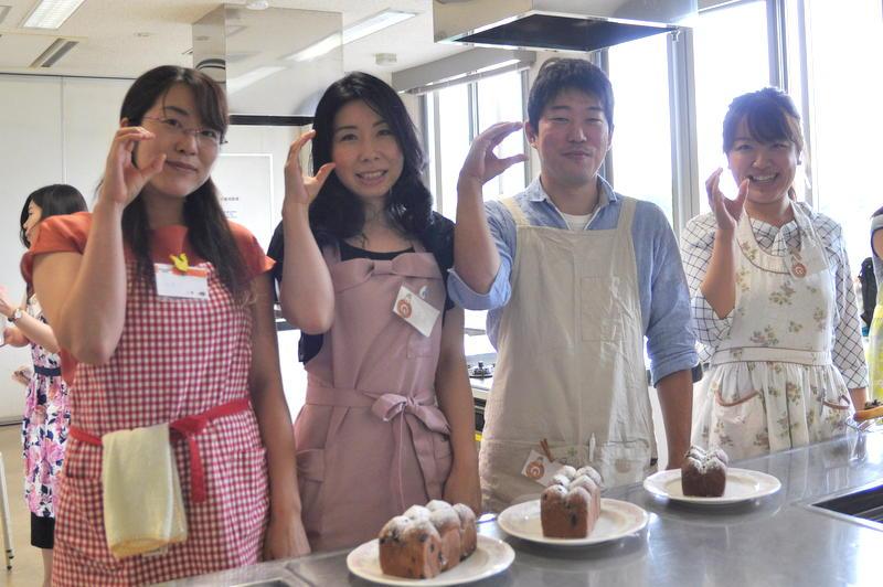 ダブルショコラローフ.江戸川区.手作りパン.パン教室