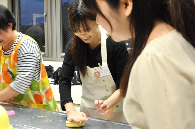 江戸川区.友活.交流.出会い.パン作り