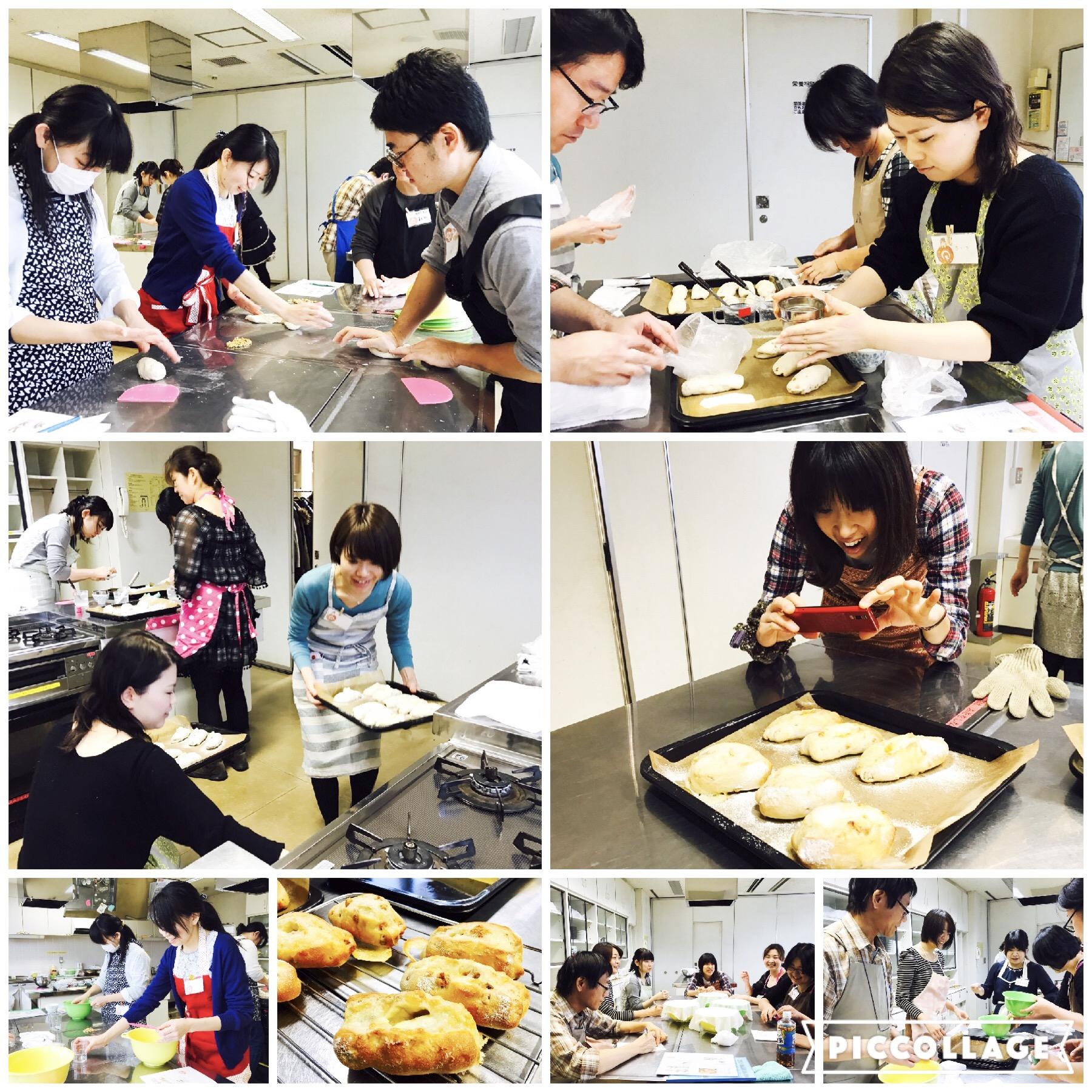 ショコラクラブ.江戸川区.パン作り