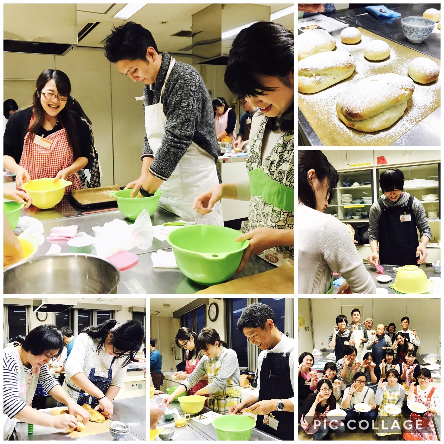 江戸川区.パン作り.パン教室.友活